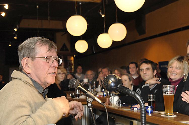28.01.2007 literarisch verzapft – Herbert Feuerstein