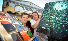 06.06.2008 – Ausstellung – Daniel Roth & Michael Krach