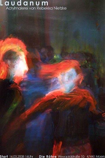 16.03.2008 – Ausstellung – Rebekka Nietzke