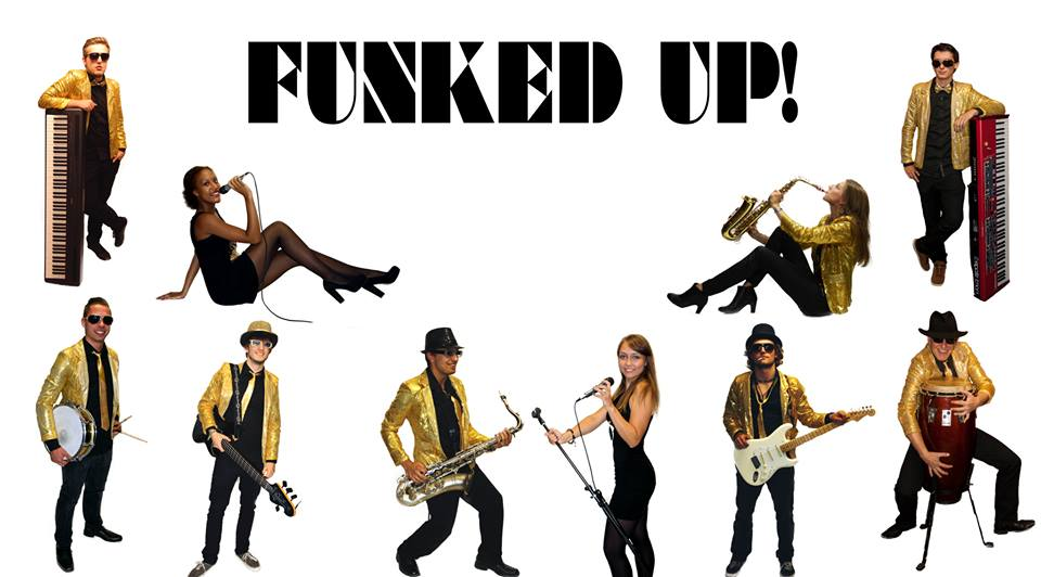 12.10.2013 – Enni Night of the Bands mit Funked Up!
