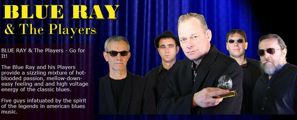 24.01.2014 – Blue Ray & The Players