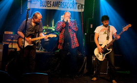 15.03.2014 – Blue Stage – Mike & The Mellotones