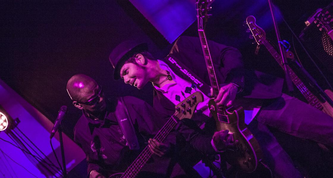 11.04.2014 – Blue Stage – Bridgeman Bluesband