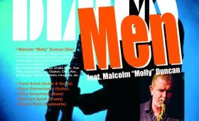"08.05.2014 – The Bluesmen feat. Malcom ""Molly"" Duncan"