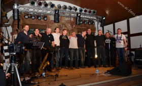 12.09.2014 – Cold Sweat & The Horny Horns