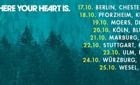 19.10.2014 – HOME IS WHERE YOUR HEART IS