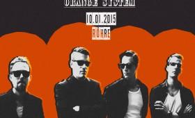 10.01.2015 – Live on Stage – Orange System