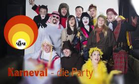 06.02.2016 – Karneval-Party
