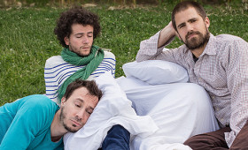 24.05.2015 – Moers Festival – night session – In Bed With