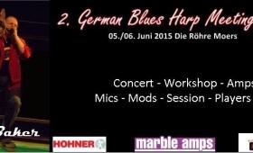 06.06.2015 – 2. Geman Blues Harp-Meeting