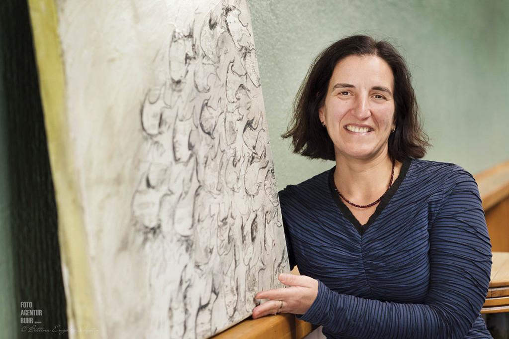 Iris Alexandra Arndt - Ausstellung in der Röhre - Montag, den 02. November 2015