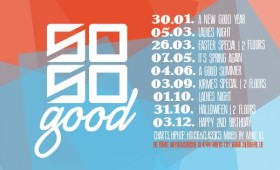 05.03.2016 – So So Good! – Ladies Night