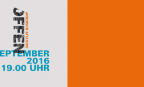 17. & 18.09.2010 – Moerser Ateliers OFFEN