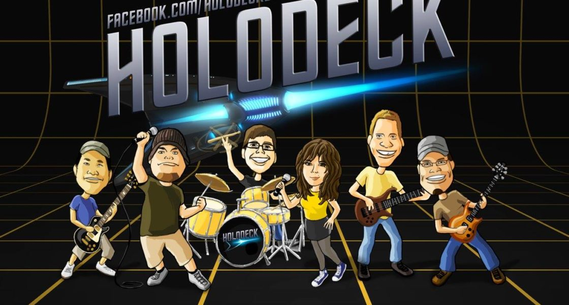 14.10.2017 – ENNI Night of the Bands – mit Holodeck