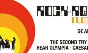 11.03.2017 – Rock-Röhre