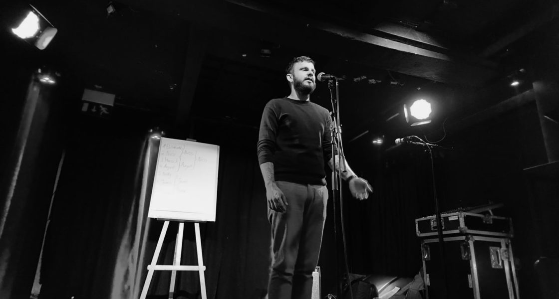 30.09.2017 – Sprachrohr Poetry Slam