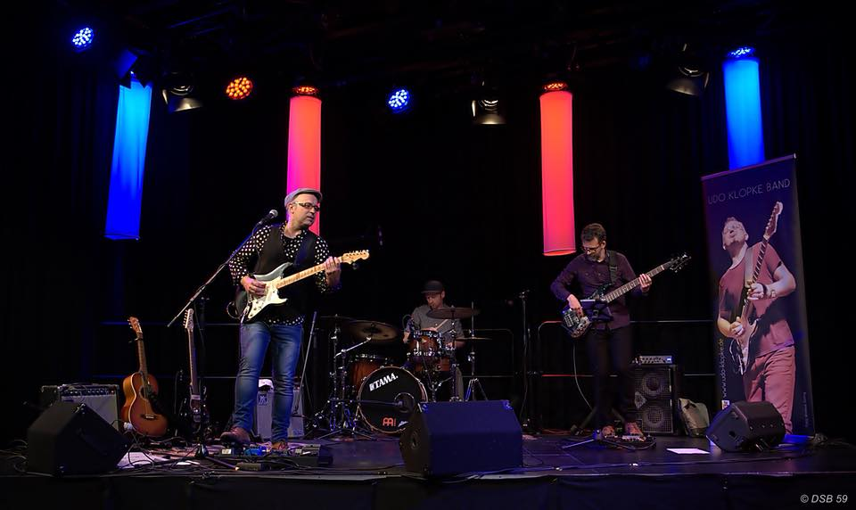 16.03.2018 – Udo Klopke Band – Kellerkonzert