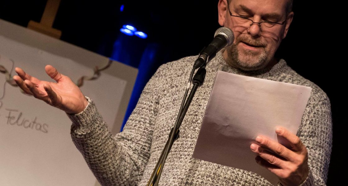 24.03.2018 – Sprachrohr Poetry Slam