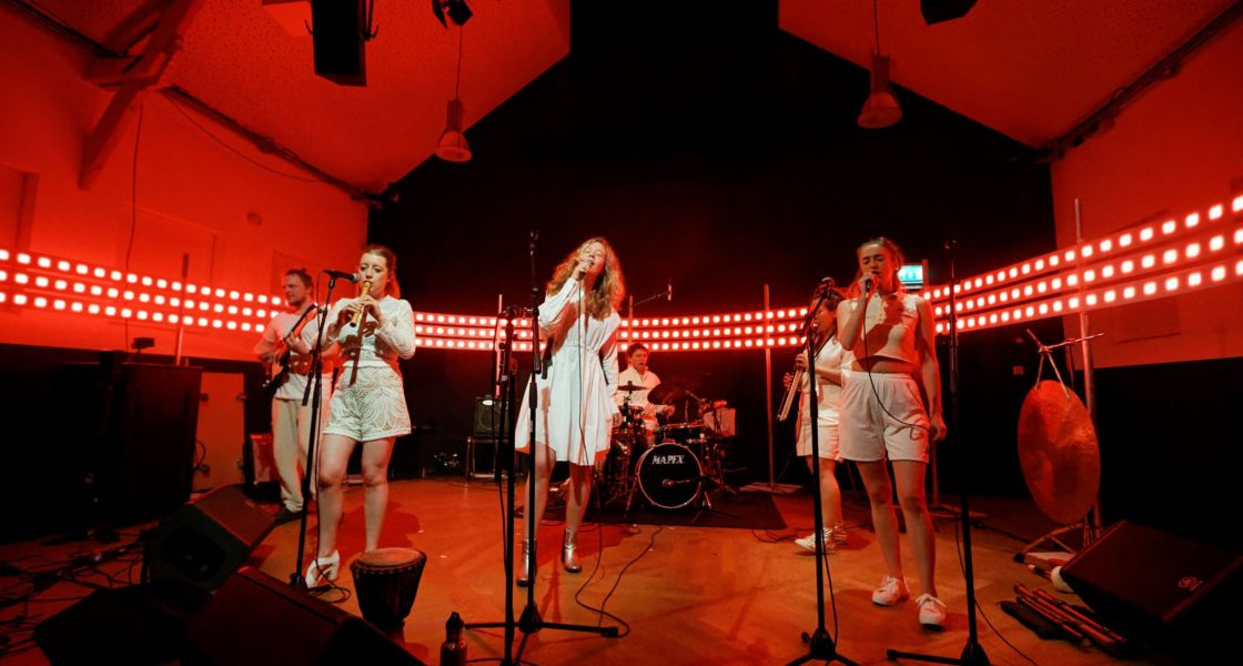 29.08.2018 – Jerboah live – Album Release Tour Bristly-Gnaw
