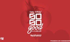 01.12.2018 – So So Good – Happy Birthday