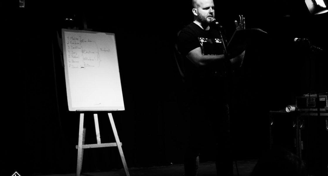 16.11.2019 – Sprachrohr Poetry Slam #18 Abschiedsslam