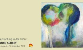 09.08.2019 – Ausstellung – Anne Schary