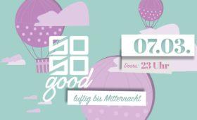 07.03.2020 – So So Good – Party