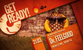21.03.2020 – Get Ready – Party +++ ABGESAGT +++