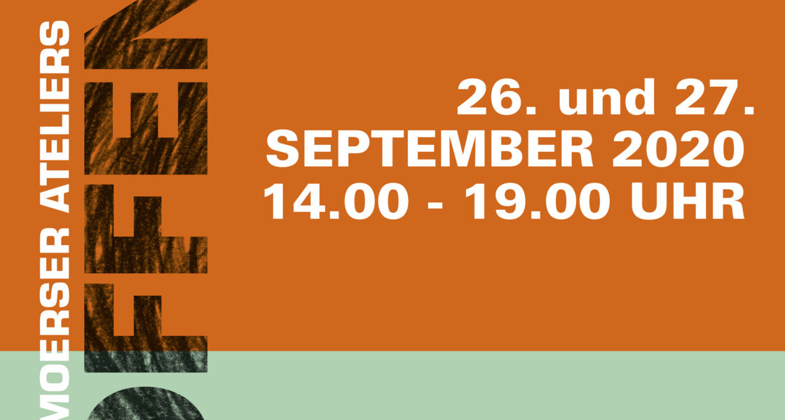26. &. 27.09.2020 – Ateliers offen