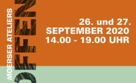 26. &. 27.09.2020 – Ateliers offen
